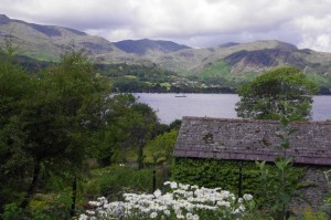 Coniston from Jumping Jenny's terrace